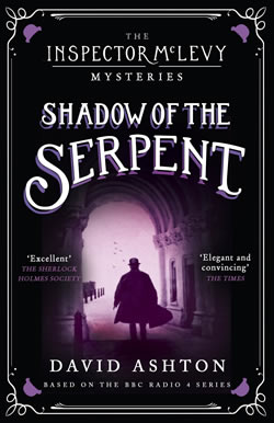 Shadow of the Serpent by David Ashton - Click here to purchase